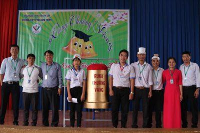 Trường THPT Phan Chu Trinh tổ chức cuộc thi Rung chuông vàng lần thứ VI cho học sinh