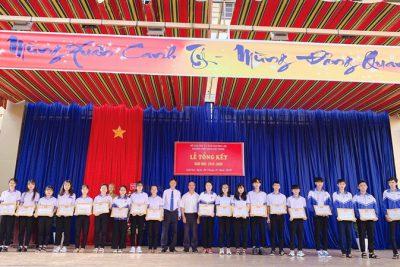Trường THPT Phan Chu Trinh Tổ chức Lễ tổng kết năm học 2019-2020